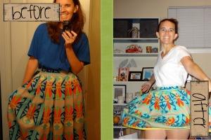ak skirt